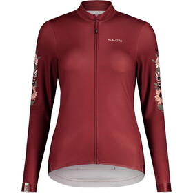 Maloja HaM. Multisport Jacket Women red monk
